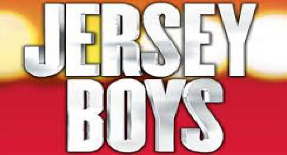 Jersey Boys – Saturday March 18th